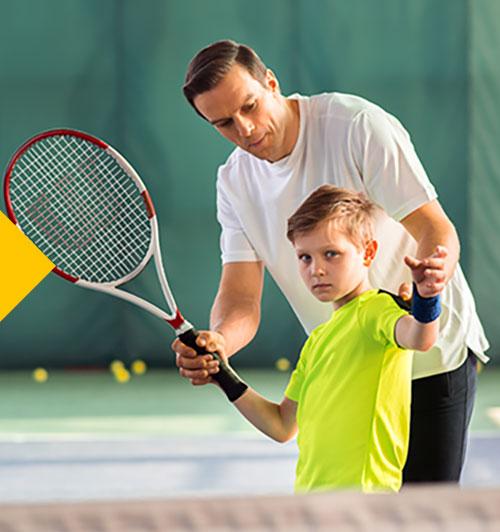tenisová škola Tábor